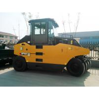 China Oriemac XCMG 2 6 Ton Concrete Construction Equipment Rubber Tire Road Roller XP263 Yellow WEICHAI Engine wholesale