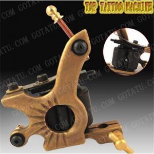 China 100% copper handmade tattoo machine wholesale