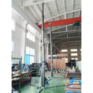 China 9m Heavy Duty High Pneumatic Telescopic Masts-Lighting Telescopic Mast-PHT-70105090 on sale