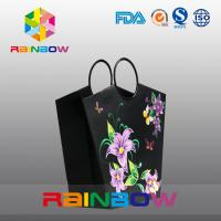 Women Promotion Cutom Printing Paper Gift Bag , Customized Paper Bags / Shopping