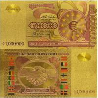 China Colorful Euro 1 Million Banknote wholesale