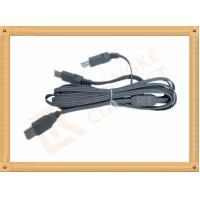 China USB to 3 Pin Tens Unit Cables Y Type Medial Tens EMS Lead Wire wholesale