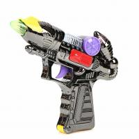 Buy cheap Self - Loading Laser Light Up Toy Gun Customized Color For Birthday Party from wholesalers
