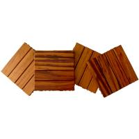 China Tigerwood outdoor flooring wholesale