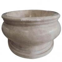 Quality Beige Marble Tub for sale