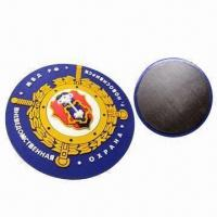 China Promotional Refrigerator Magnet, Made of Soft PVC wholesale