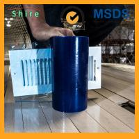 China Duct Film Duct Protection Film Blue Color Duct Protection Film wholesale