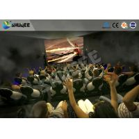China Modern Interactive 7D Cinema Simulator 7D Kino System  Sale For Greece wholesale