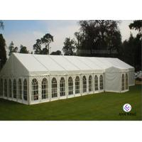 Buy cheap Aluminum Waterproof Fire Retardant Church Tent PVC Marquee Party Event Tents from wholesalers