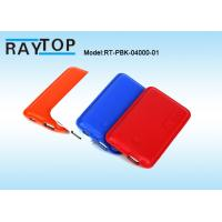 China Dermis Case Lithium Polymer Battery Power Bank 4000mAh, USB 5V 2.1A  for Smartphones wholesale