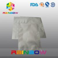 Quality Grip seal aluminum foil retort pouch / sterilization pouch of aluminum foil bag for sale