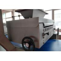China Commercial Bread Maker Equipment , Croissant Making Machine With  Coiling Mechanism wholesale