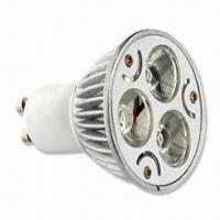 China MR16 LED Bulb with 2700 to 7000K Color Temperature, Long Lifespan, CE/TUV Certified wholesale
