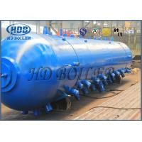 China High Temperature Gas Hot Water Boiler Steam Drum For Power Station Environmental Protection wholesale