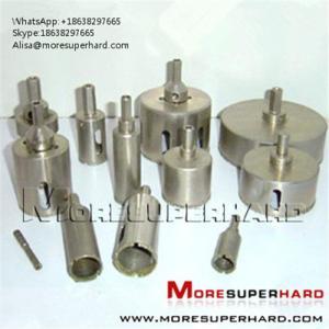 China Electroplated Diamond Core Drill Bits Alisa@moresuperhard.com wholesale