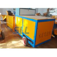 China High Efficiency Foam Concrete Machine / Cement Foaming Machine Small Size wholesale