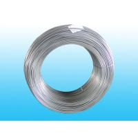 China Galvanized Bundy Pipe , Electriced Coating Zn Steel Pipe 6 * 0.7 mm wholesale