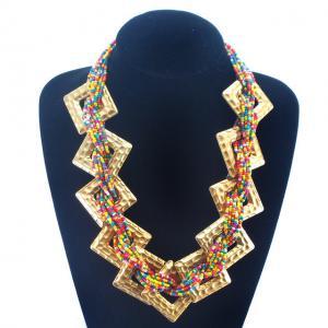 China WHolesale Statement Necklaces & Pendants Women Vintage Collar necklace wholesale