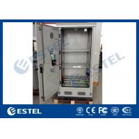 China Heat Insulation PEF Battery Storage Cabinet Outdoor Rack Enclosure 3 Shelves Cooling wholesale