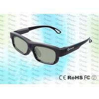 China IR Technology Rechargeable Cinema Use Adult 3D Glasses For Digital Cinema wholesale