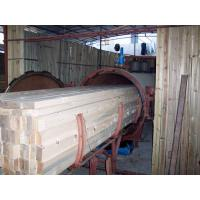 Buy cheap Safety Chemical Wood Autoclave Machine For wood processing , High Pressure from wholesalers