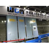 China Schneider PLC Control Double Glazing Insulating Glass Machine With High Efficiency wholesale