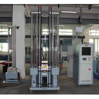 China Free Drop Type Mechanical Shock Test Machine with Load 35kg , 300 x 300 mm Table wholesale