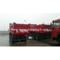 Quality 25 Tons SWZ Heavy Duty Dump Truck ZZ3251M3641W With Sinotruk 290hp Euro2 Engine 11.00R20 Tyres for sale
