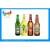 China Moisture Proof Wet Strength Base Vacuum Metallized Paper For Beer Labels for sale