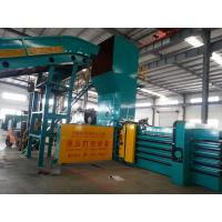 China FDY-1250 semi automatic waste paper baling press equipement wholesale