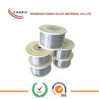 China Nicr Alloy Nichrome Wire NiCr80 / 20 Magnetic Alloy for Resistance Wire wholesale