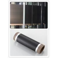 China 20um Thick Carbon Coated Aluminum Foil for supercapacitor application with both side coating of  CAW1 wholesale