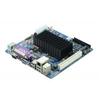 China Atom N455 Processor Industrial Mini Itx Motherboard Mini-PCIE support WIFI / 3G wholesale