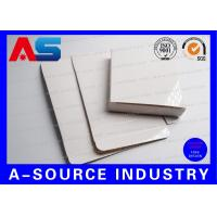 Buy cheap White Paper Box For 10 IU Injection Amps Vials Package Use For Human Growth from wholesalers