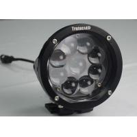 Quality 45W 12v Round Spot LED Driving Lights, Offroad Truck Mining 5.5 Inch LED Work for sale
