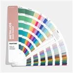 China GG1507A Graphics Pantone Matching System Metallics Guide For Packaging / Logos / Branding wholesale