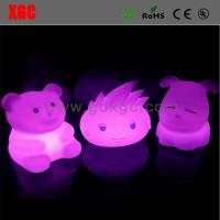 Buy cheap Cute Animal Shape Plastic Made Decorative Light For Events from wholesalers
