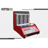 Buy cheap Auto Fuel Injector Cleaner Tester Machine With LED Display 6 Cylinder 110V / from wholesalers