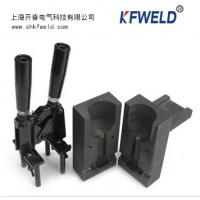 China Exothermic Welding Mould Cable to Cable Connection, Graphite Mold,Thermal Welding Mold, use with mold clamp wholesale