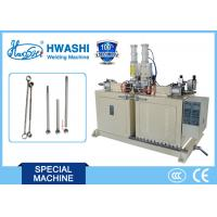 China Horizontal Auto Parts Welder / Stabilizer Link Spot Welding Machine , Double Head Projection Welder wholesale