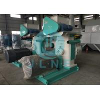 China Paddy Straw Wood Pellet Making Machine Variable Frequency Speed Control on sale