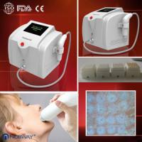 China RF skin tightening system ,face lift , portable fractional rf microneedle machine wholesale