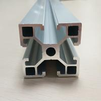 China Extrusion Profiles Aluminum Spare Parts For Construction Decoration Industrial wholesale