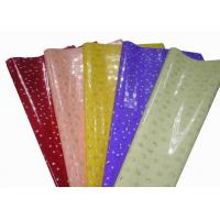 China Printed translucent OPP wrapping paper teacher gift with Single Side 50cm * 70cm wholesale