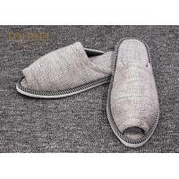 Buy cheap Wholesale Disposable Hotel Slippers For Bedroom Anti - Slip Soft Sole from wholesalers