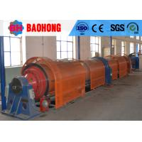 China Copper Wire Tubular Stranding Machine 500/1+6 High Rotating Speed on sale