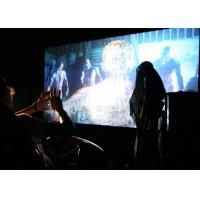 China Amazing 5D Movie Theatre , Ghost Special Effect System 5D Cinema wholesale