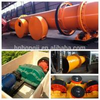 China Hongji Professional Rotary Dryer for Drying sand wholesale