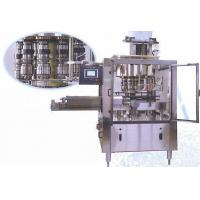 China Powerful Perfume Capping Machine , High Speed Capping Machine 100W wholesale