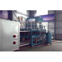 China Recycled Paper Pulp Making Machine , Egg And Fruit Tray Machine on sale